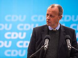 """""""Auf Schlussphase kommt es an"""": Merz hält Baerbock nicht reif fürs Kanzleramt"""