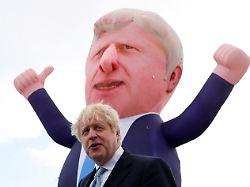 Khan gewinnt in London: Johnson umgarnt die Schotten