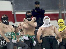 Sportlich steht der Umbruch an. Eine Lösung für seine teils äußerst nationalistischen Fans hat Karpati Lwiw noch nicht.