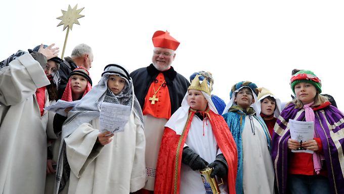Kardinal Marx will mehr missionieren.
