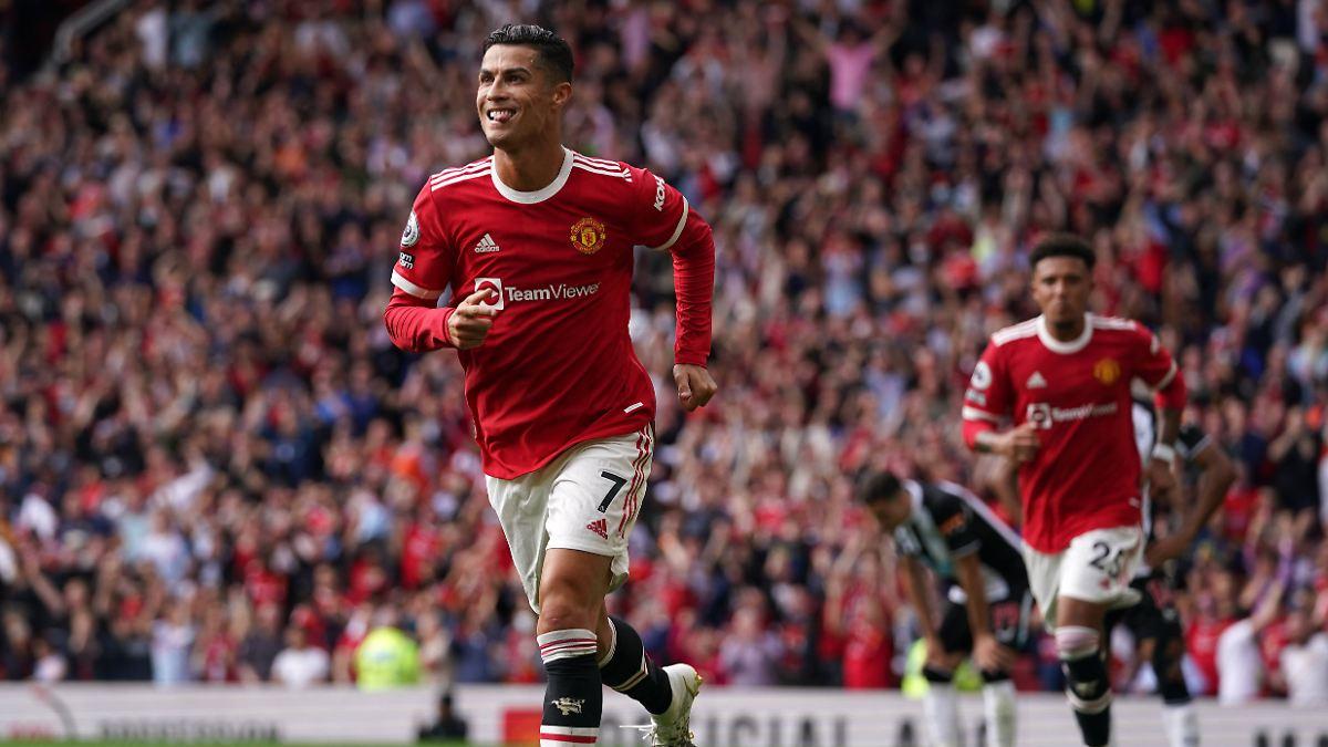 Ronaldo erschüttert die Premier League