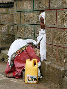 Nur jeder zweite Äthiopier kann lesen.