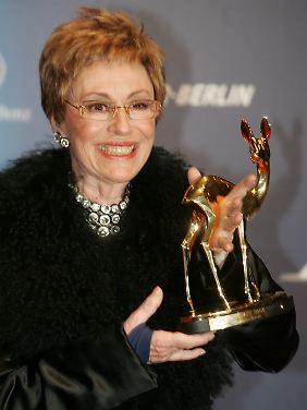 der Ehren-Bambi 2005: Nur einer von vielen Preisen.