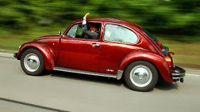 Der Käfer war eines der ersten Autos, das massenhaft in den Export ging. Damit begann das Geschäft des Reimports.