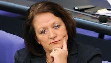 Bundesjustizministerin Sabine Leutheusser-Schnarrenberger lehnt eine umfassende Vorratsdatenspeicherung ab.