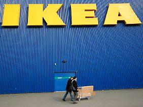 Ikea zeigt sich immerhin gesprächsbereit.