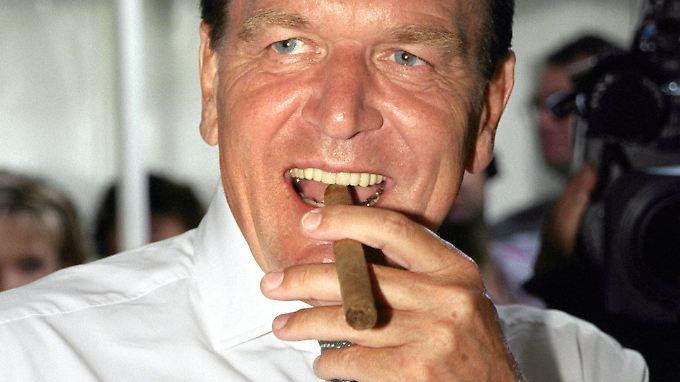 Kanzler Schröder im Jahr 1999: Die Deutschen hatten sich mehr versprochen.