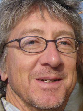 Michael Saxer verdient seinen Lebensunterhalt momentan noch im Versandhandel für Pflanzensamen.
