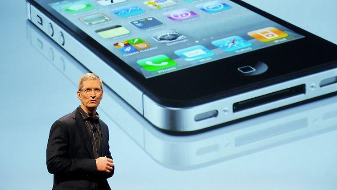 Einfaches Erfolgsrezept: Apple verbucht Rekordumsatz
