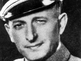 """Eichmann war Leiter der Dienststelle """"Endlösung der Judenfrage"""" im Dritten Reich."""
