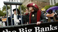 Big Bang der Big Banks: Wer ist die größte Geldmaschine?