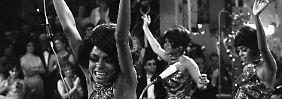 """Diana Ross und ihre Supremes sind """"supreme music"""" geworden."""