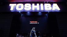 Rettungsanker Western Digital: Käufer für Toshiba-Chip-Sparte gefunden?