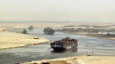 Nadelöhr der Globalisierung: Der Suezkanal