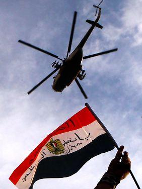Wie ein Machtwechsel in Kairo aussehen könnte, ist offen.