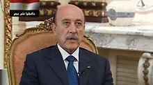 Suleiman wird seit längerer Zeit als möglicher Nachfolger von Mubarak gehandelt.