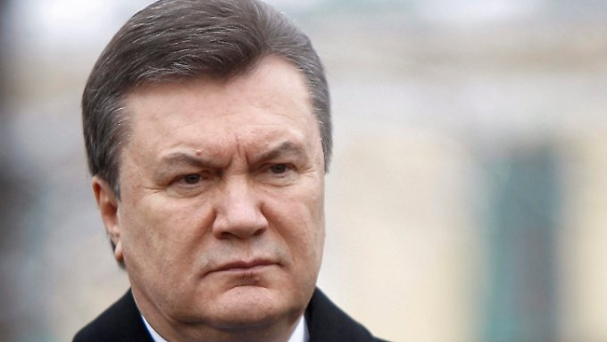 Regiert die Ukraine mit harter Hand: Viktor Janukowitsch.