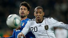 Neu-Bayer: Jerome Boateng.