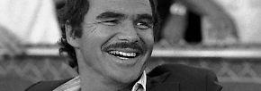 """Burt Reynolds ist tot: Bye-bye, """"Schlitzohr"""""""