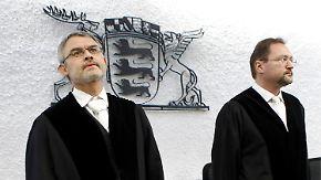 Urteil zum Amoklauf von Winnenden: Bewährungsstrafe für Vater des Täters