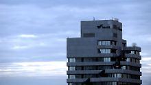 Die Zentrale der WestLB