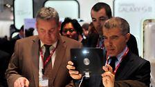 Mobilfunkmesse ohne Apple: Die dicksten Dinger von Barcelona