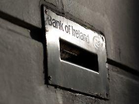 Fililale in Belfast: Wenn der Markt nicht mitzieht, muss die irische Staatskasse erneut herhalten.