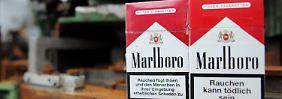 Druck auf Zigarettenindustrie: EU will Auflagen verschärfen
