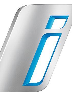 Neues Logo für eine neue Marke: Die Farbe Blau soll bei BMW künftig für nachhaltige Mobilität stehen.