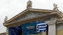 Der Anteil griechischer Anleihen in Riester-Rentenfonds ist zu niedrig, um besorgniserregend zu sein.