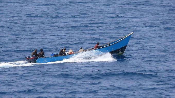 Piraten im Golf von Aden (Archivfoto).