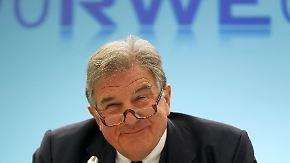 "Jürgen Großmann, RWE: ""Meine Frau war dagegen"""