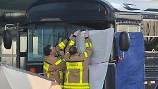 Anschlag am Frankfurter Flughafen: Albaner tötet zwei US-Soldaten