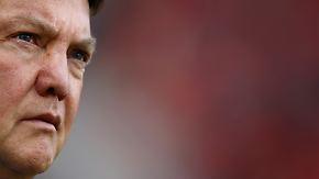 FC Bayern in der Krise: Für Louis van Gaal wird es eng