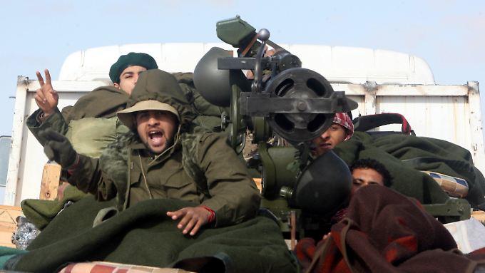 Bürgerkrieg in Libyen: Lage wird immer verworrener