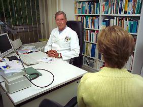 """""""Jedem therapeutischen Handeln wird vom Patienten eine Bedeutung beigemessen."""""""