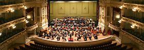 """""""Orchestermusiker sagen meist, ein Hörschutz beeinträchtige sie."""""""