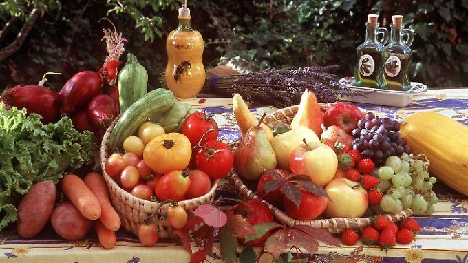 Stillleben, ob in der Kunst oder im wirklichen Leben, sind ohne Äpfel kaum denkbar.