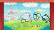 Wii total von der Rolle: Kirby wickelt alle ein - oder aus