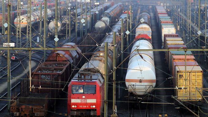 Folgen des Streiks für den Güterverkehr: Es geht um viel Geld