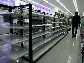 Auch in Tokio wird das Brot knapp.