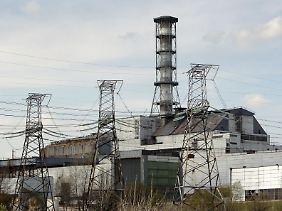 Tschernobyl im Jahr 2010. Im Jahr 1986 kam es hier zur bislang weltweit größten atomaren Katastrophe.
