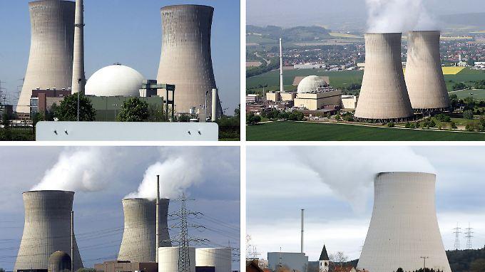 Deutsche AKW sind weder gegen Erdeben, noch gegen Hochwasser, noch gegen terroristische Attacken, noch gegen Stromausfall aureichend geschützt.