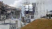 Dramatische Unfallserie im Atomkraftwerk: Die Welt schaut ängstlich auf Fukushima