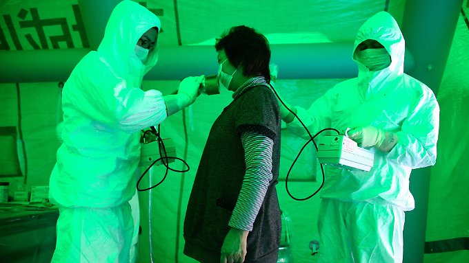 """Atomare Verseuchung: Wie sieht """"Worst Case"""" für Japan aus?"""
