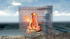Zwei Szenarien: Was könnte in Fukushima passieren?