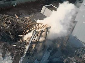 Die Lage in Fukushima ist prekär.