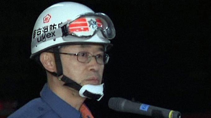 Todgeweihte von Fukushima: Freiwillige rechnen mit dem Schlimmsten