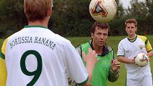 Blitzlichtgestalt des deutschen Fußballs: Loddarmaddäus ist 50