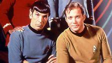 Live long and prosper: Kirk und Spock im Doppelpack